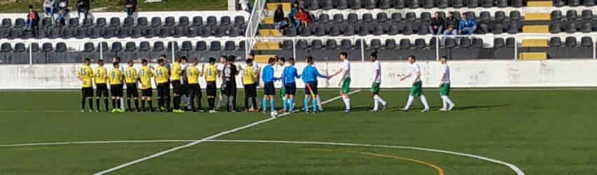 Seniores – SC Rio de Moinhos 0 – 0 CA Rio Tinto