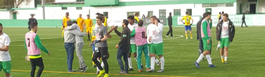 Seniores – FC CART 2-1 Caíde Rei SC