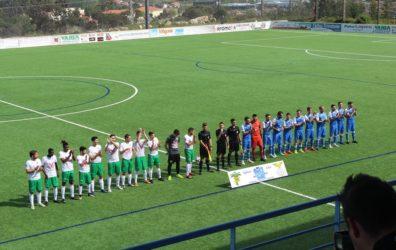 Seniores: C. D. Águias Eiriz  1 – 1 Clube Atlético de Rio Tinto